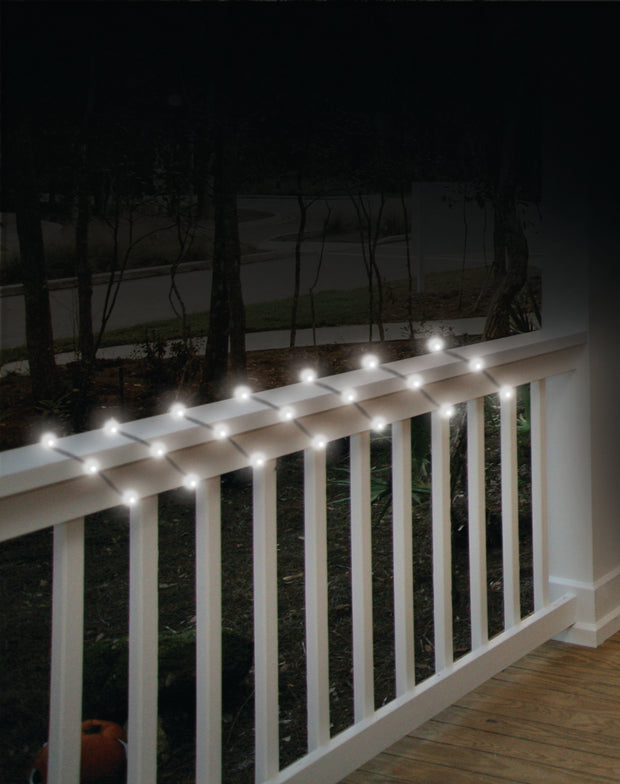 IdeaWorks - Solar String Light - White