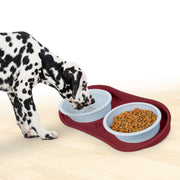 Pet Parade - Bur- Non Skid Pet Bowl Tray