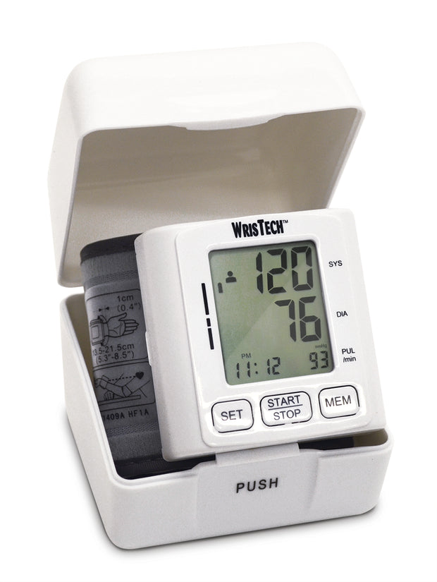 Blood Pressure Monitor with Case