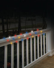 IdeaWorks - Solar String Light-Multi Color