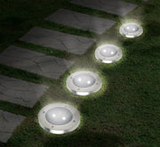 IdeaWorks - S/4 Solar Pathway Garden Light