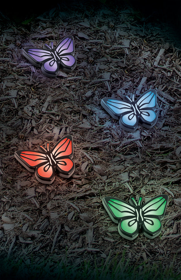 IdeaWorks - Solar Butterfly  Lights