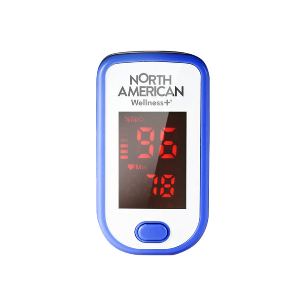 North American Wellness - Oxygen Meter