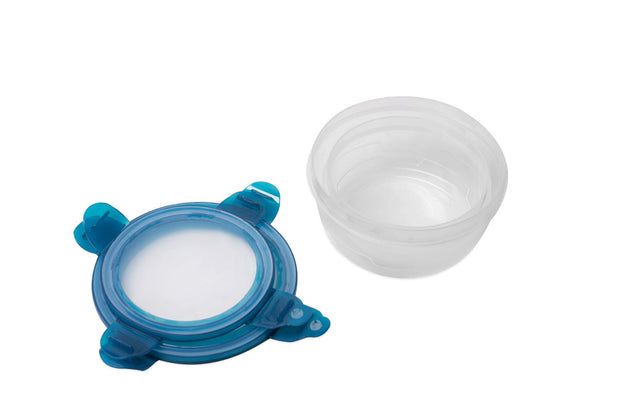 Handy Gourmet - S/2 Flexi-Top Containers Round
