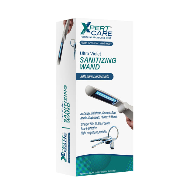 North American Wellness - Xpert Care - Disinfecting UV Scanner