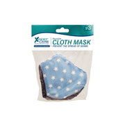 North American Wellness - S/3 Reusable Cloth Masks-Pattern 3