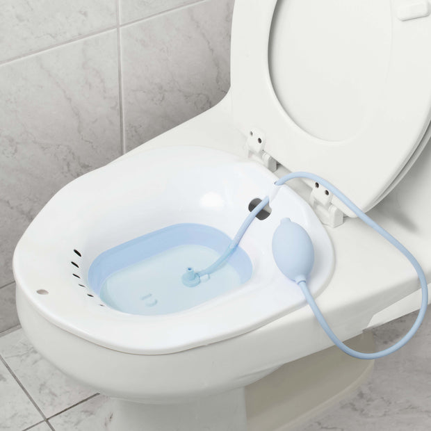 North American Wellness - Collapsible Sitz Bath