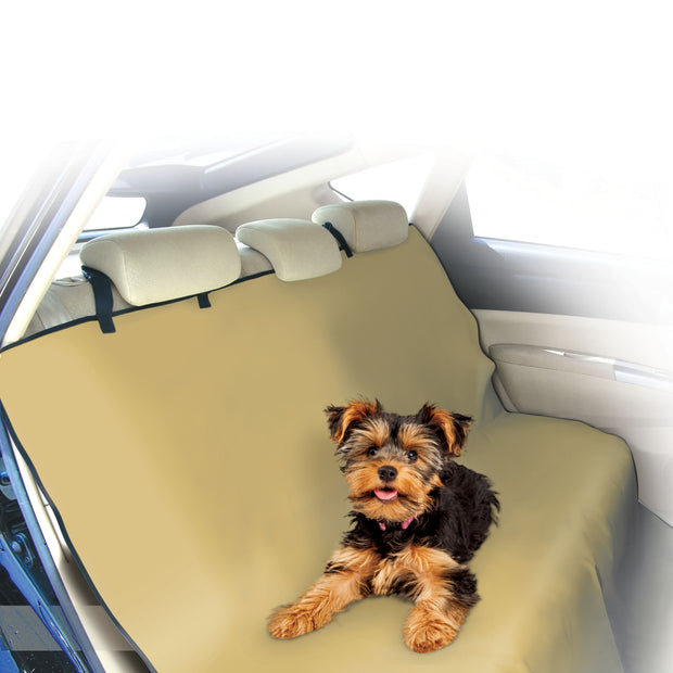 Pet Parade - Waterproof Pet Seatcover-Beige