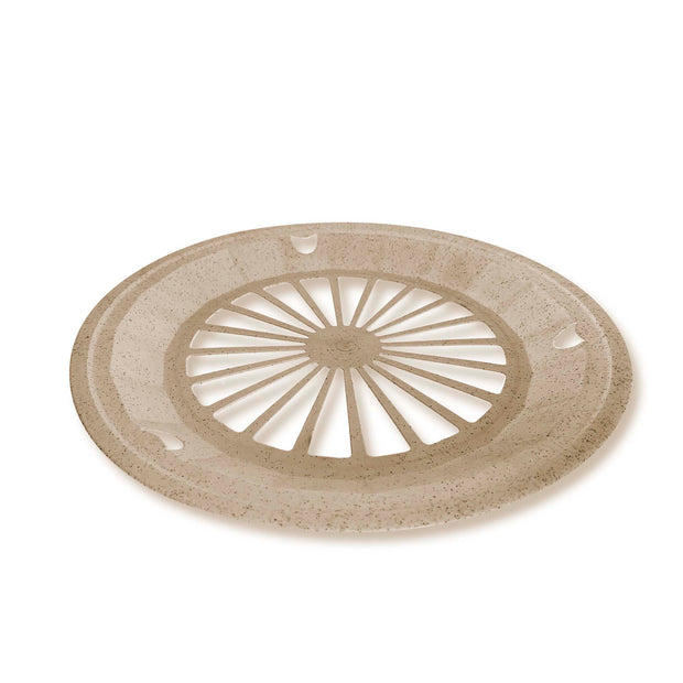 ECO - Paper Plate Holders - Beige