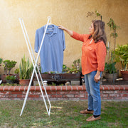 MyHome - Folding Clothes Rack