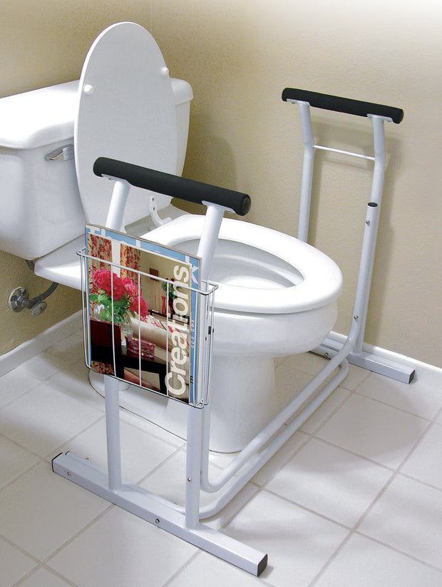 North American Wellness - Toilet Safety Support