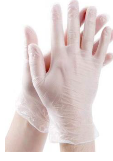 North American Wellness - Med-S/100 Disposable Glove