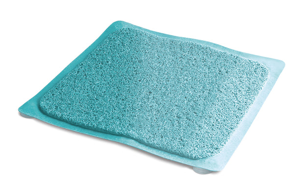 IdeaWorks - Hydro Rug Shower Stall- Teal