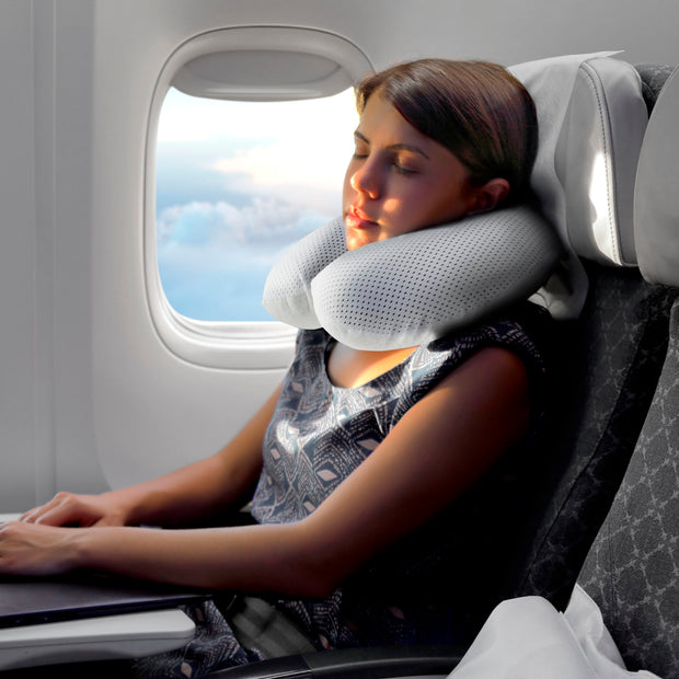 North American Wellness - Charcoal Infused Neck Pillow