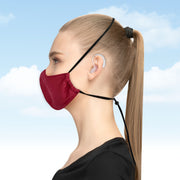 North American Wellness - S3 Cloth Mask-Hearing Aid Wear