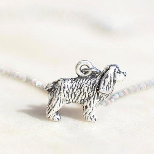 Vintage Spaniel - Necklace