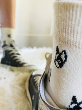 Doggo Socks - White