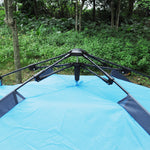 4 Person Waterproof Instant Pop Up Tent