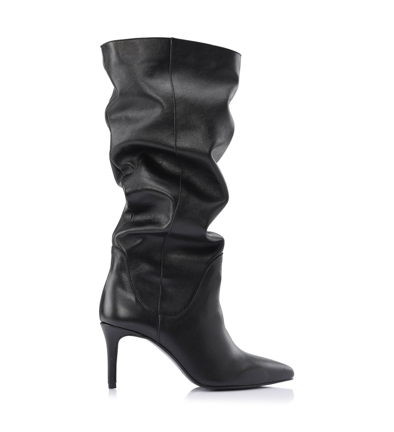 Gardenia Copenhagen Lilibeth Long Boot Black