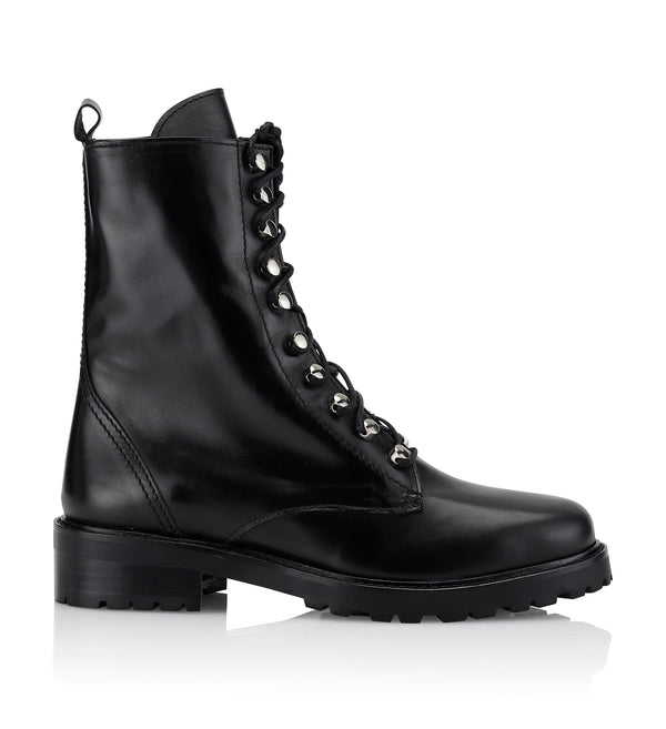 Gardenia Copenhagen Los Angeles Short Boot Black