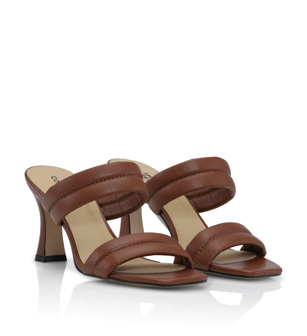 Shoe Biz Serine Sandal Brown