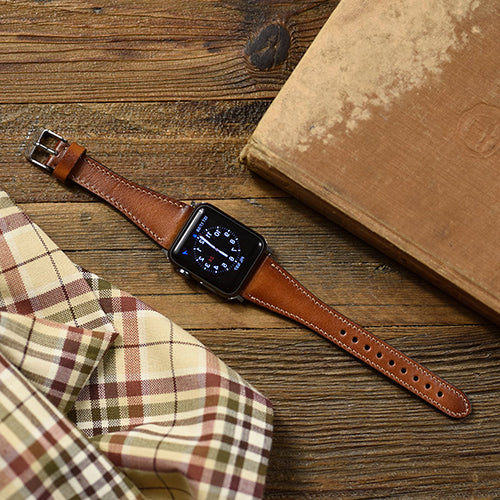Nice Leather Apple Watch Bands - Venosa