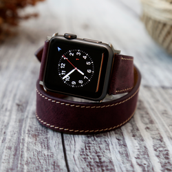 [Leather_apple_watch_band] - Venosacase.com