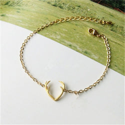 Simple Exquisite Little Antlers Bracelet