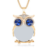 New Classic Owl Necklace