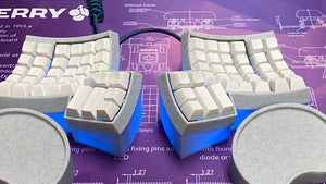Built-to-order Dactyl/Manuform Keyboard