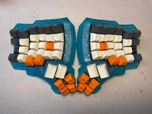 Dactyl Manuform Hot-Swap Keyboards