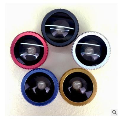 PROPIC 9 IN 1 CELL PHONE CAMERA LENS KIT - LENSES FOR IPHONE & ANDROID