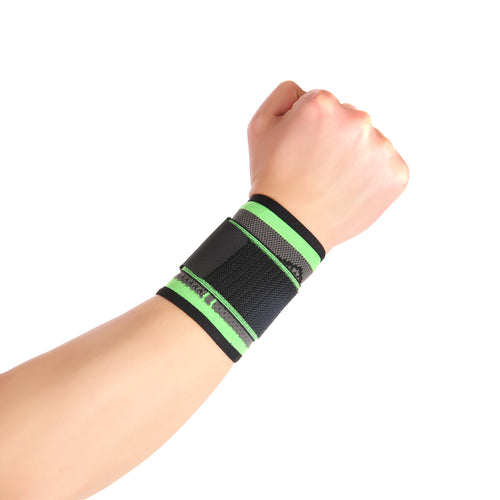 3D weaving straps fitness wristband