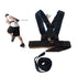 Fitness/Running Training Speed Sled Shoulder Harness Set