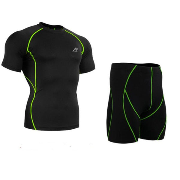 Men Compression Base Layer T Shirt