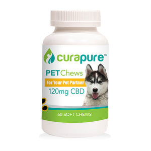 Pet Chews 2MG CBD