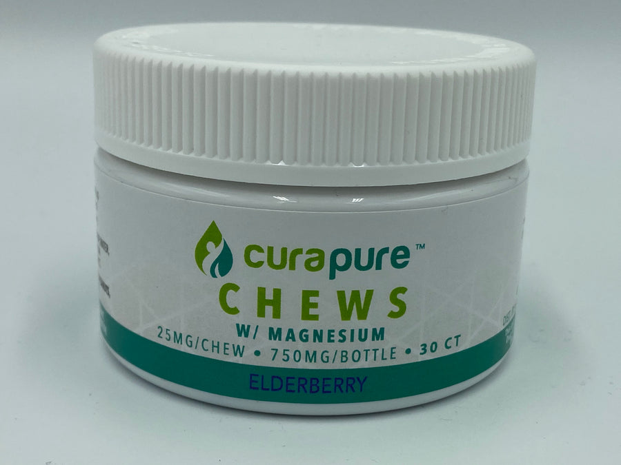 CBD Chews with Elderberry + Magnesium