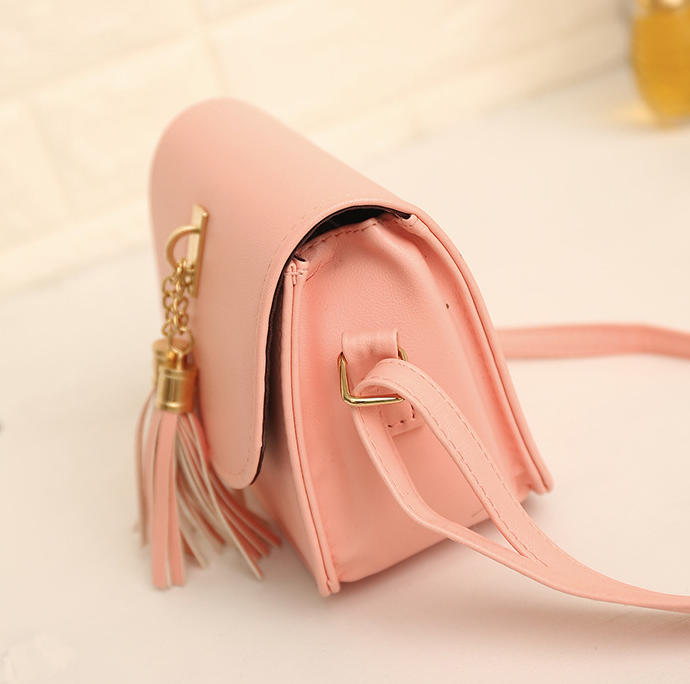 The Rose Gold Handbag - FashionlyX