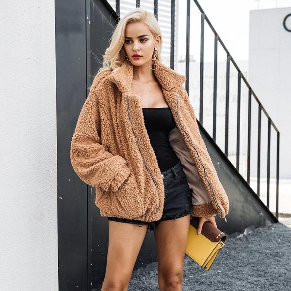 Jayde Oversized Coat