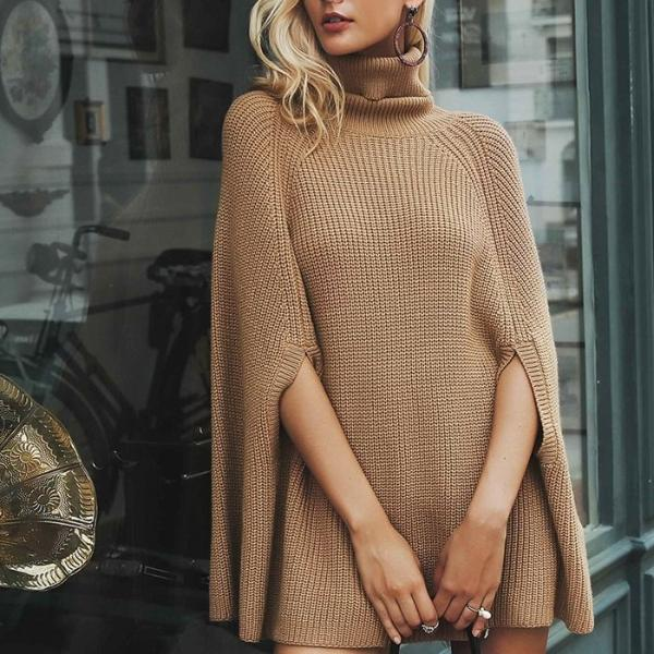 Sierra Knitted Turtleneck