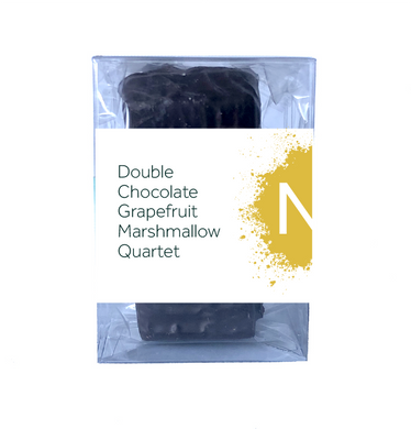 Double Chocolate Grapefruit Marshmallow Quartet