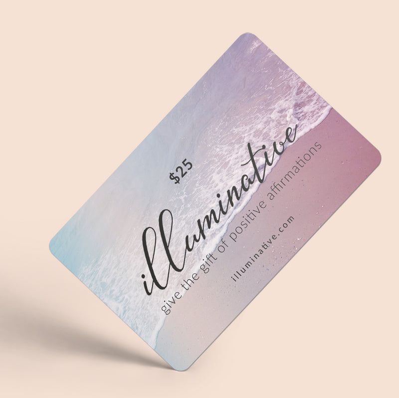 illuminative Gift Card