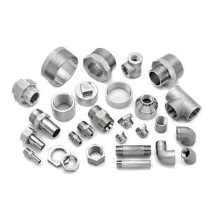 What are the different Stainless Steel connection types?