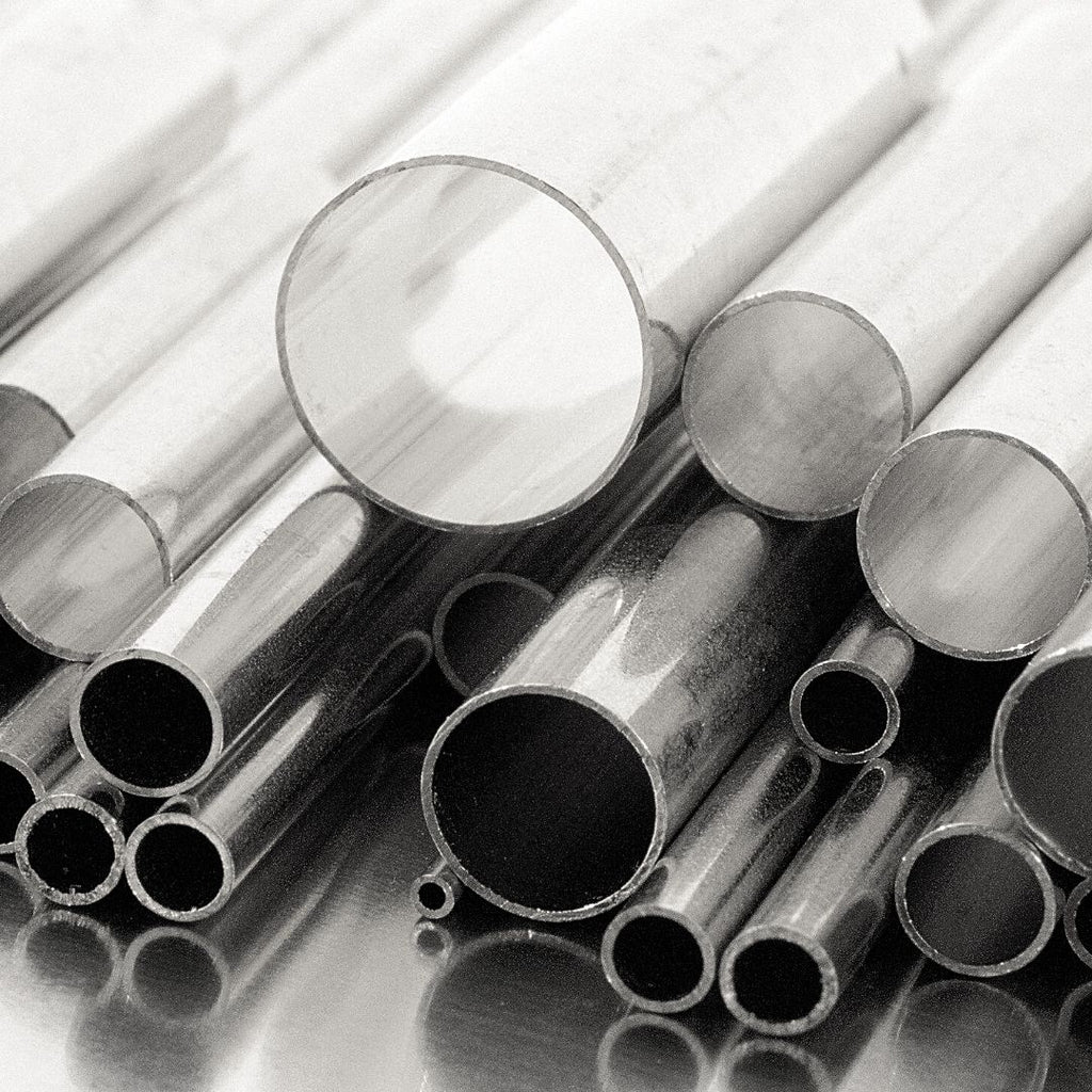 What are the differences between pipe, tube, and sanitary tube?