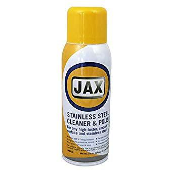 Jax Stainless Steel Cleaner & Polish-Industrial Tools-Gorman & Smith Beverage Equipment