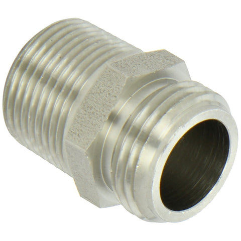 Male Garden Hose Thread NPT Adapter-Industrial Hardware-Gorman & Smith Beverage Equipment
