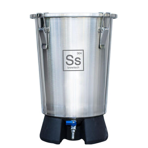 Brew Bucket-SsBrewtech - Homebrew-Gorman & Smith Beverage Equipment