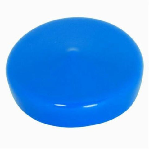 Weld End Blue Protection Covers-Sanitary Fittings-Gorman & Smith Beverage Equipment