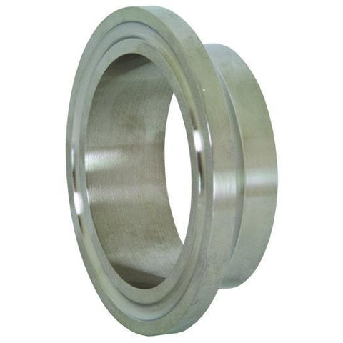 Q-Line Weld Ferrules-Sanitary Fittings-Gorman & Smith Beverage Equipment