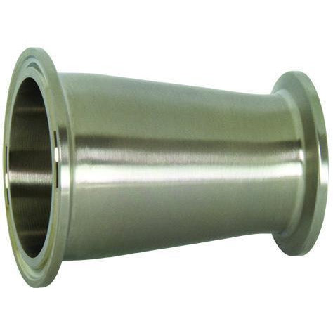 Tri-Clamp Concentric Reducer-Dixon - Fittings-Gorman & Smith Beverage Equipment